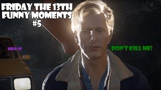 Friday the 13th funny moments montage #5
