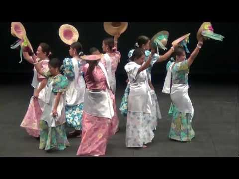Eastern Iowa Philippine Dancers Perform Subli Dance Sept 2012.mts video