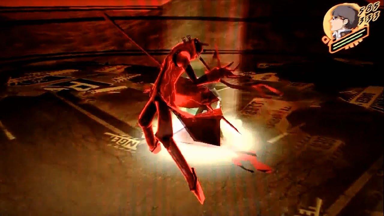 Persona 4 Izanagi Magatsu Persona 4 Golden