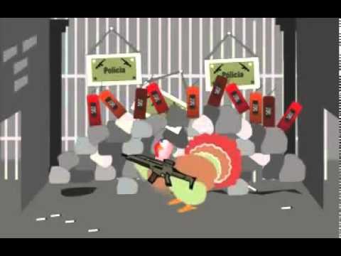 El pollito pio la venganza 6