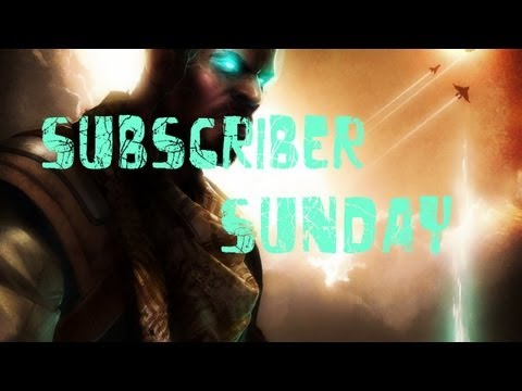Subscriber Sunday - Starhawk (Campaign and Multiplayer Gameplay)