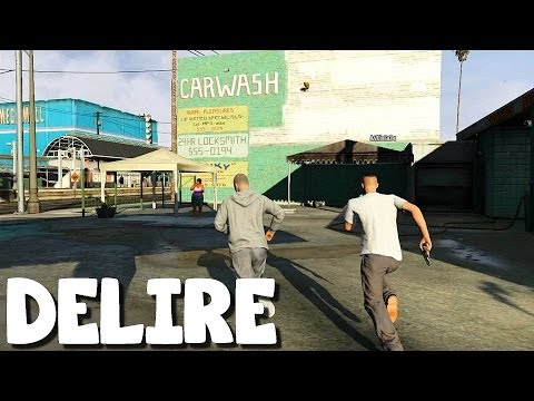(Video-Delire) GTA 5 Online avec Azzdingue – Episode 03