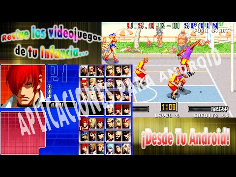 480 x 360 · 46 kB · jpeg, The King Of Fighters 97 Para Android