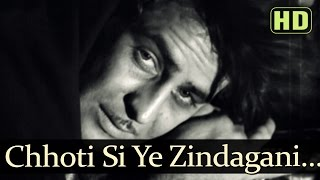 Aah - Chhoti Si Yeh Zindagani - Evergreen Hindi Songs
