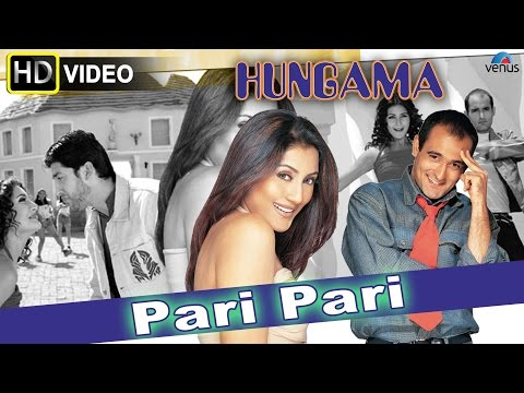 Pari Pari (HD) Full Video Song | Hungama | Akshaye Khanna Rimi...