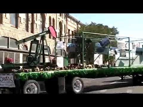 Trinidad Colorado Labor Day Parade 2010.mp4