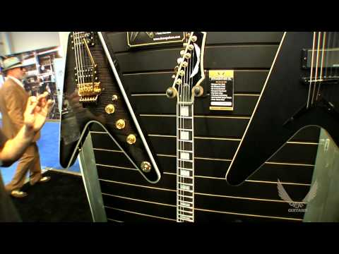 Dean Guitars 2014 N.A.M.M. Straight 6 Series