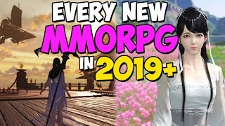 Every Upcoming Eastern Mmo Mmorpg 2019 Beyond
