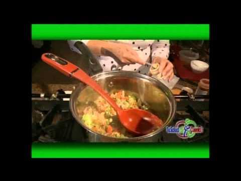 Receta De Cocina, Aired Jan 13th, 2011