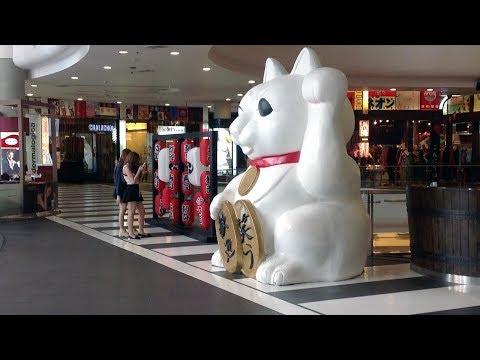 Bangkok,Terminal 21 Shopping Mall on Sukhumvit Road daytime