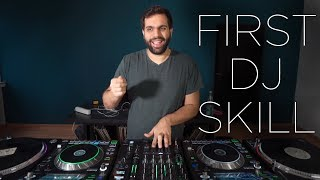 DJing GUIDE: The First Technique every DJ needs to Master