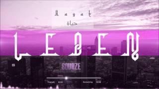 Deep Oriental Rap Beat ☩ Azzlack Style ☩ - Hayat حياة Leben