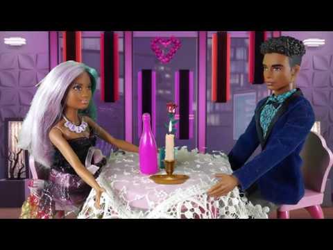 Rodzinka Barbie - Walentynki. Bajka dla dzieci po polsku. The sims 4. Odc. 60