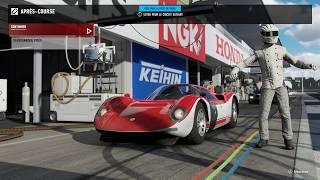 [4K] Forza Motorsport 7 PC, Multi, MultiClass, Nissan R380 II Aclass
