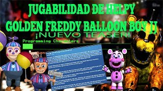 ¡Nuevo Teaser De Five Nights at Freddy´s 7! | Ultimate Custom Night | Mensaje De Scott Cawthon Fnaf7