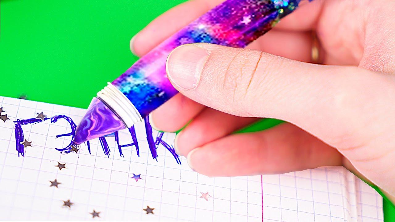 Как сделать классную ручку своими руками 84