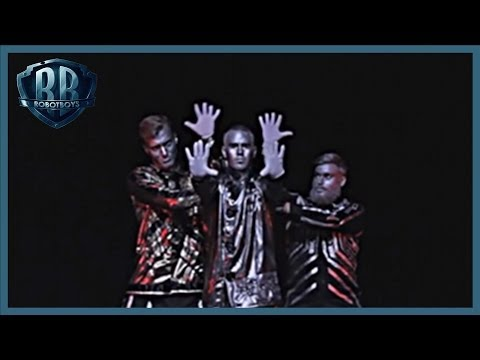 Robotboys Feat. Poppin John video