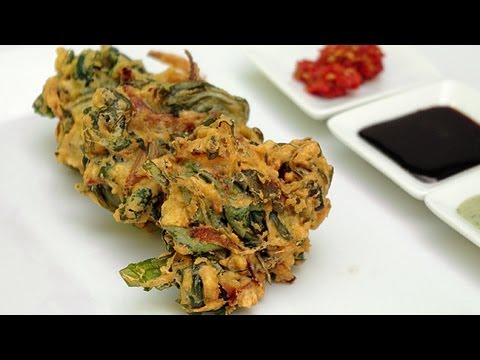 Cuisine indienne pakoras d 39 pinard youtube for Cuisine indienne