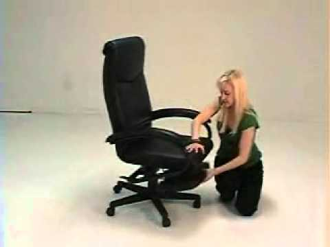 Reclining Office Chair Free Shipping YouTube