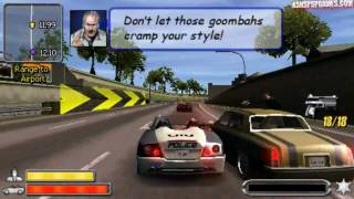 Pursuit Force - PSP - #01-1. Capeli Family - Rat Race