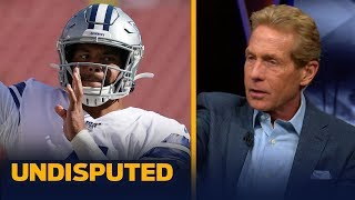 Skip Bayless on Dak Prescott being ranked 10th most marketable NFL player | NFL | UNDISPUTED