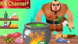 HẠT ĐẬU THẦN | TRUYỆN CỔ TÍCH THIẾU NHI | Trò chơi KN Channel | STORY FOR KIDS | GAME VIDEO