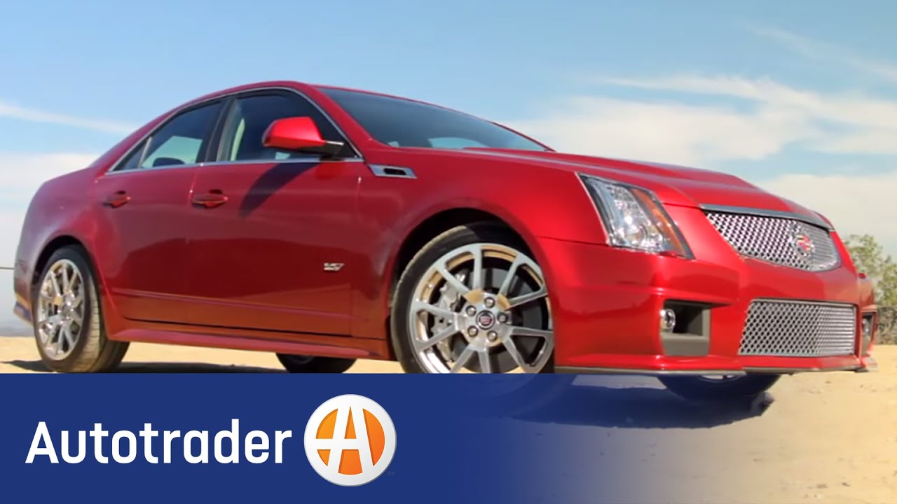 Cadillac Cts V Autotrader >> 2012 Cadillac CTS V - Sedan | New Car Review | AutoTrader.com - YouTube