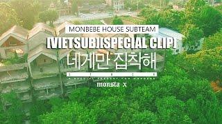 [VIETSUB][Special Clip] MONSTA X - 네게만 집착해(Stuck) MV