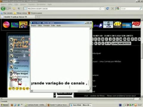 Assista tv pelo pc online gratis, sem instalar programas.