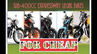 TOLLWAY LEGAL MOTORCYCLES FOR CHEAP!