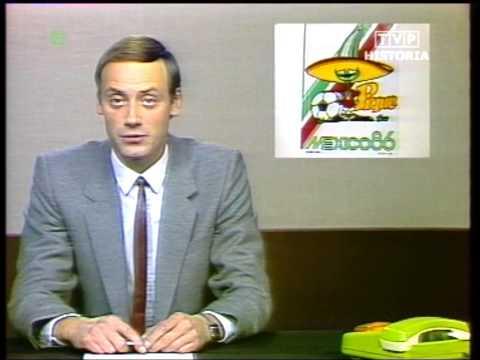 PRL 1985 Sport Dariusz Szpakowski. Zapasy. Pływanie 5-bój. Piłka Nożna