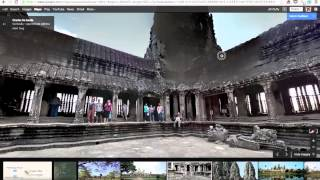 New Google Maps Photo Tour and Photo Sphere