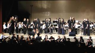 John G. Althouse, Crescendo2011- Jazz Choir_Putin