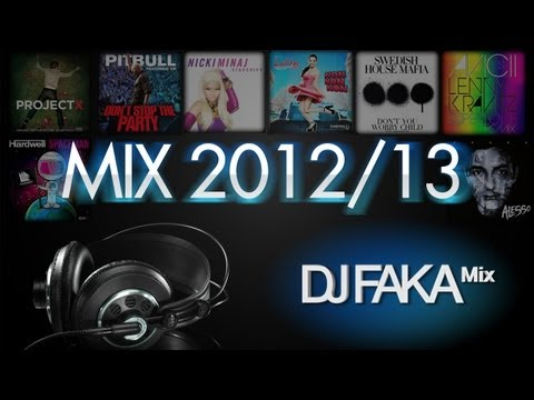 Mix electronica 2013 - DJ Faka Mix
