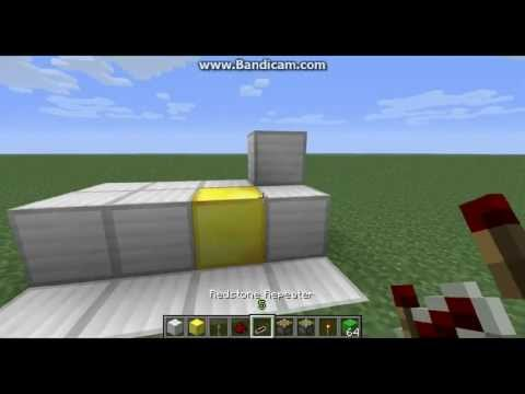 Minecraft 1.5.x toggleable auto detect piston round up