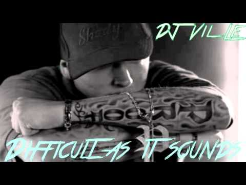 Eminem - Difficult As It Sounds (NEW 2016)