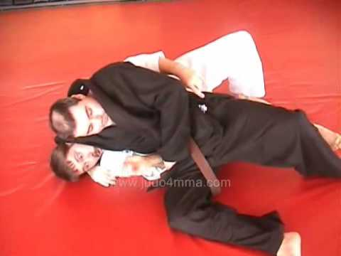 Judo for MMA - Escape From Kesa Gatame 1 Image 1