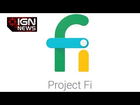 Google Unveils New Wireless Service Project Fi - IGN News