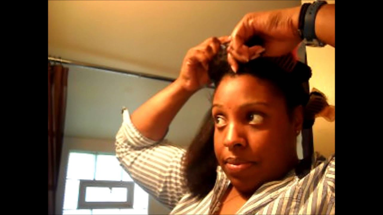Texlax Flat Iron Curly Hair Straighten Texturized Hair