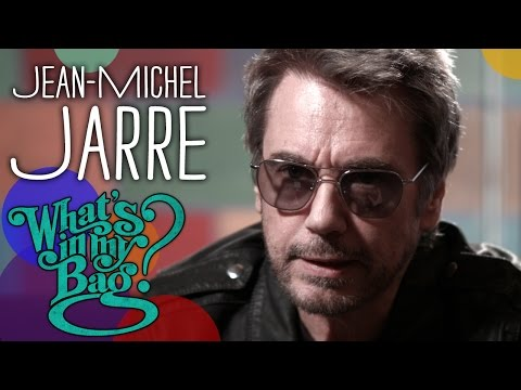 Jean-Michel Jarre - What's in My Bag?