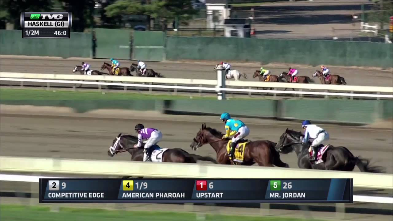 RACE REPLAY: 2015 Haskell Invitational