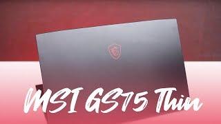 Intel i7 Berkuasa Berharga RM5091 - MSI GS75 THIN