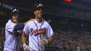 Francoeur homers for first Major League hit