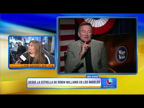 Esta vidente predijo la muerte de Robin Williams