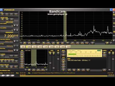 memo 7200 kHz Sudan Radio / Dec. 30,2014