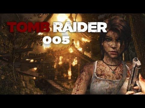 Let[ES][SQ]s Play Tomb Raider #005 - Flucht aus der Gefangenschaft [Full-HD] [Deutsch]