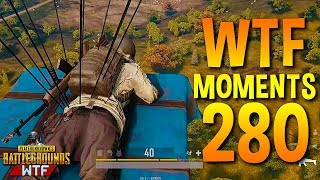 PUBG Daily Funny WTF Moments Highlights Ep 280