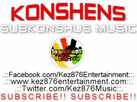 Konshens - Gyal A Bubble [january 2012] video