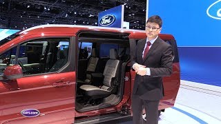 2019 Ford Transit Connect: First Look – Cars.com