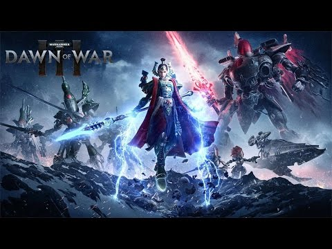 Dawn of War 3 Review and Beta Impressions - Warhammer 40k Multiplayer Gameplay